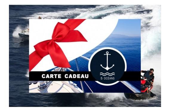 Permis côtier - Carte cadeau à imprimer 280€ (Au lieu de 350€, Promo jusqu'au 28/02)